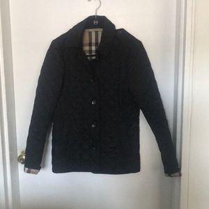 Burberry Britt Ashurst quilted jacket